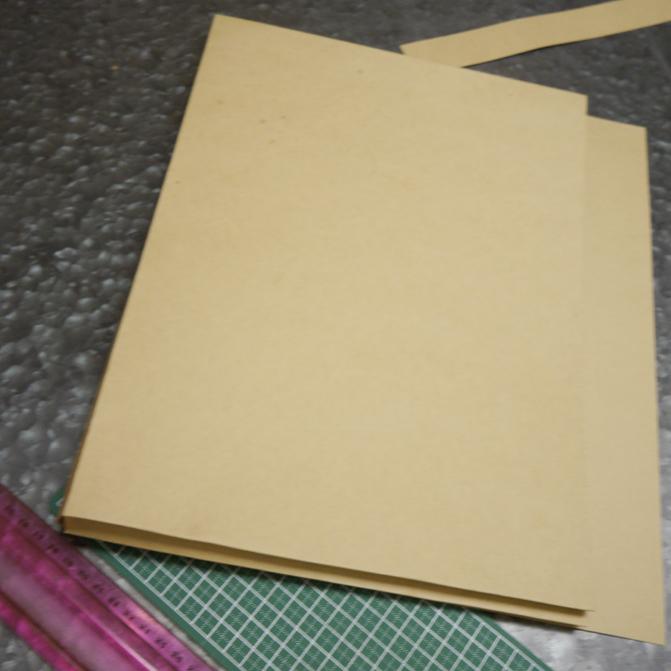 モダンクラフト:保存袋(手作り)